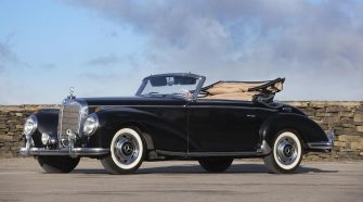 1952 Mercedes-Benz 300 S Cabriolet A Gallery