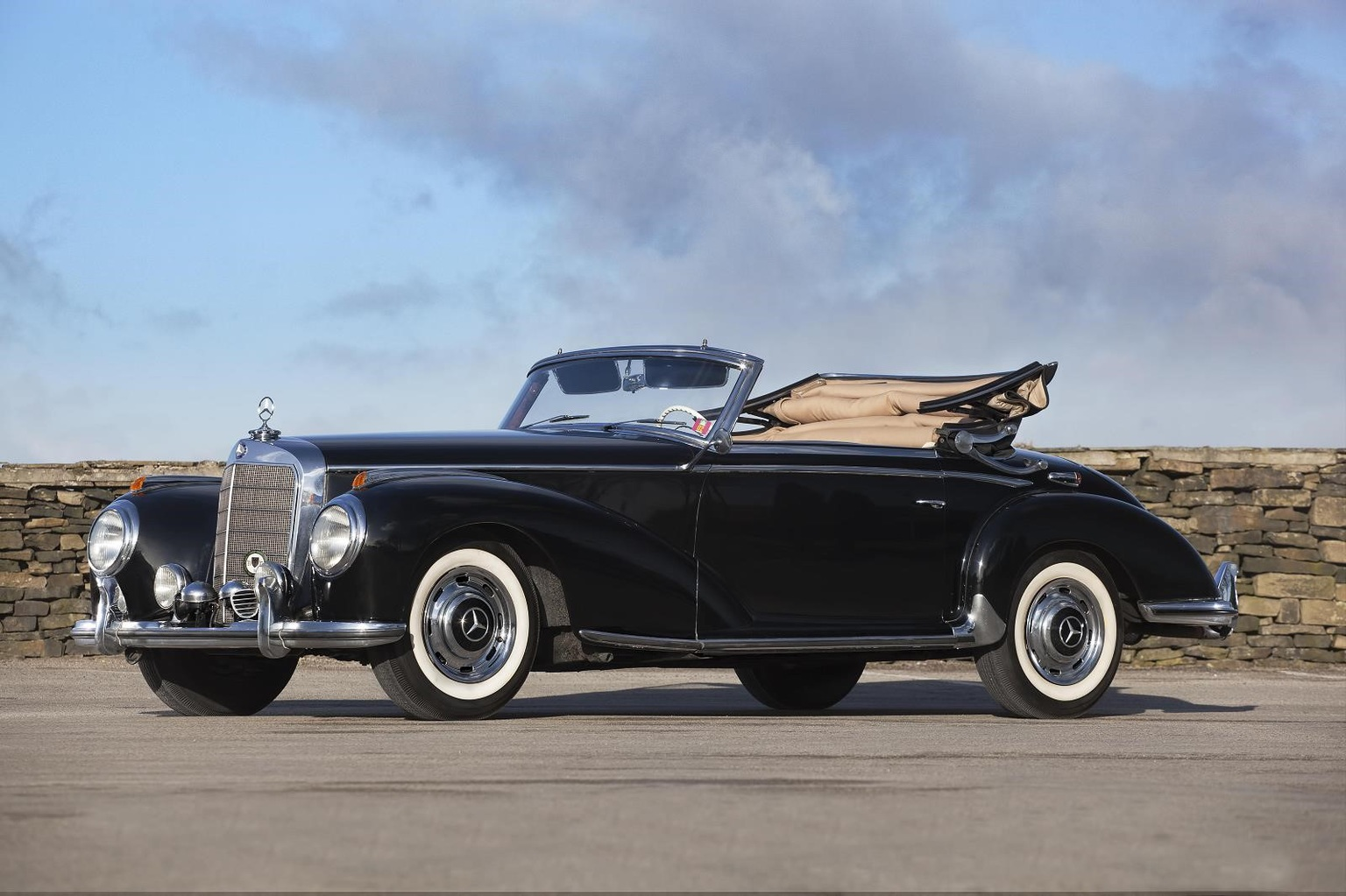 1952 mercedes benz 300 s cabriolet a gallery gallery for 1952 mercedes benz