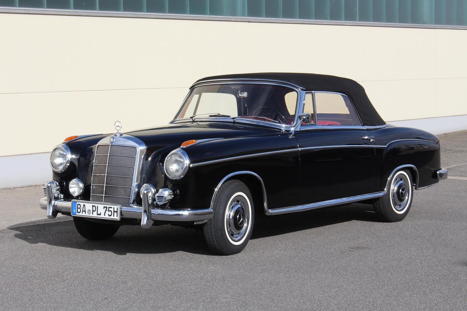 1956 1959 mercedes benz 220 s cabriolet review for 1958 mercedes benz 220s for sale