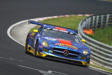 2011 Mercedes-Benz SLS AMG GT3 Gallery