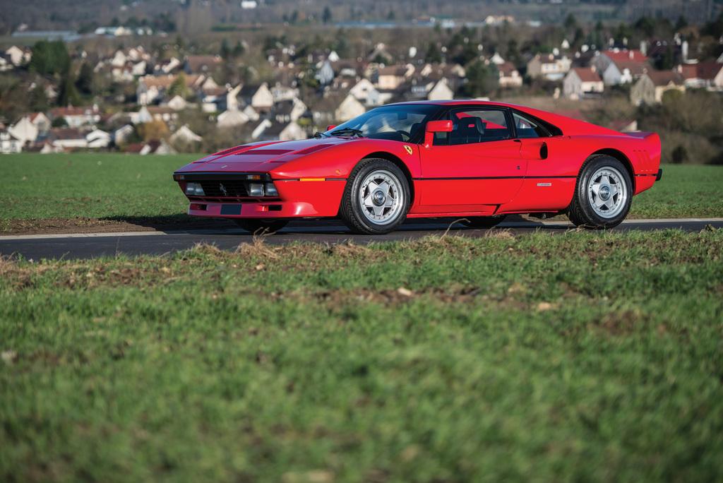 1984 Ferrari 288 GTO Gallery