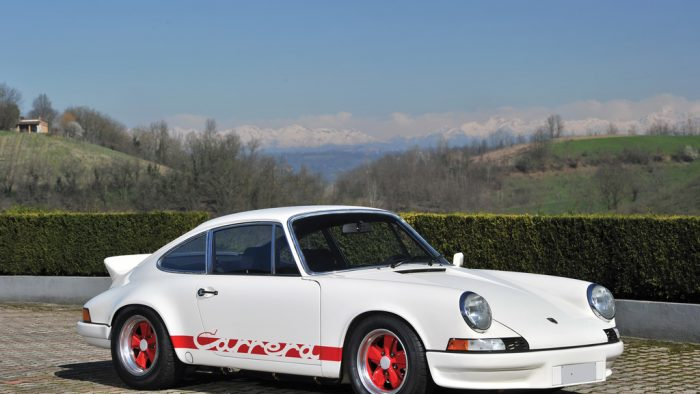 1973 Porsche 911 Carrera RS 2.7 Lightweight Gallery