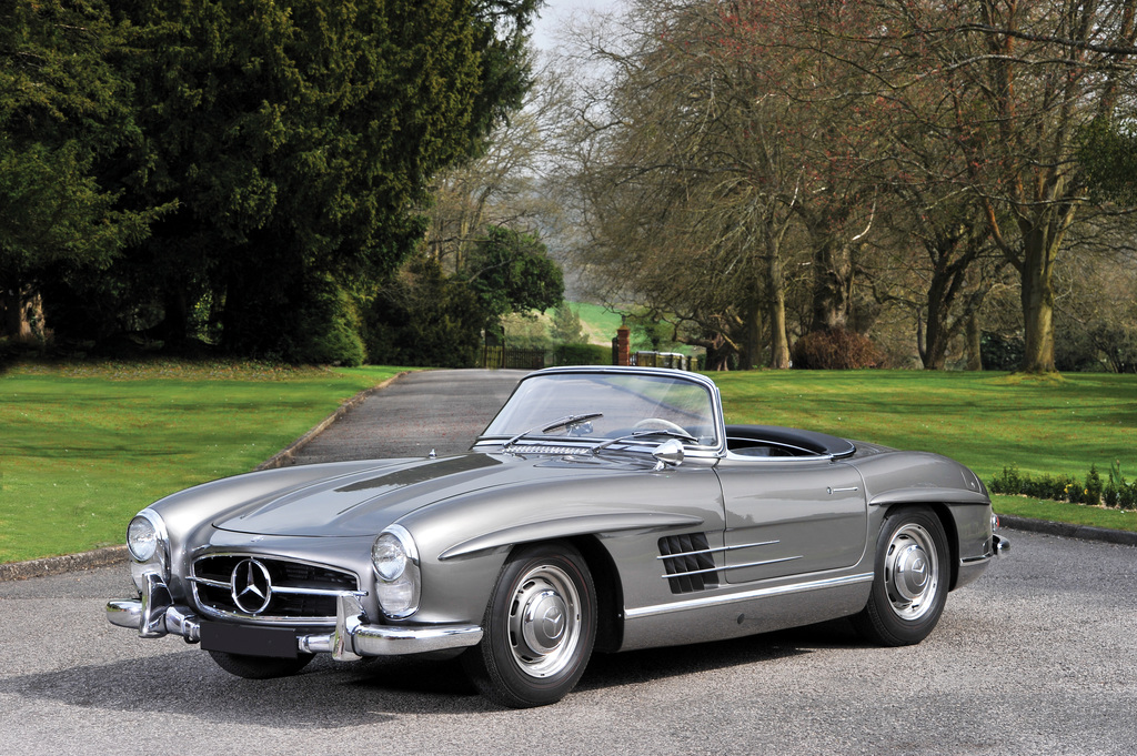 1958 mercedes benz 300 sl roadster gallery gallery