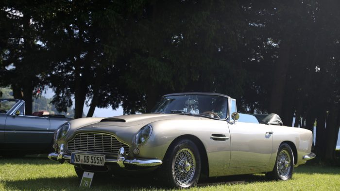 1964 Aston Martin DB5 Convertible Gallery