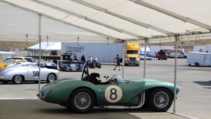1953 Aston Martin DB3S Gallery