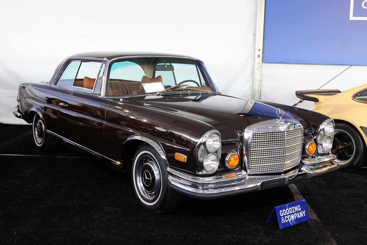 1969 mercedes benz 280 se 3 5 coup gallery gallery for Mercedes benz 1969