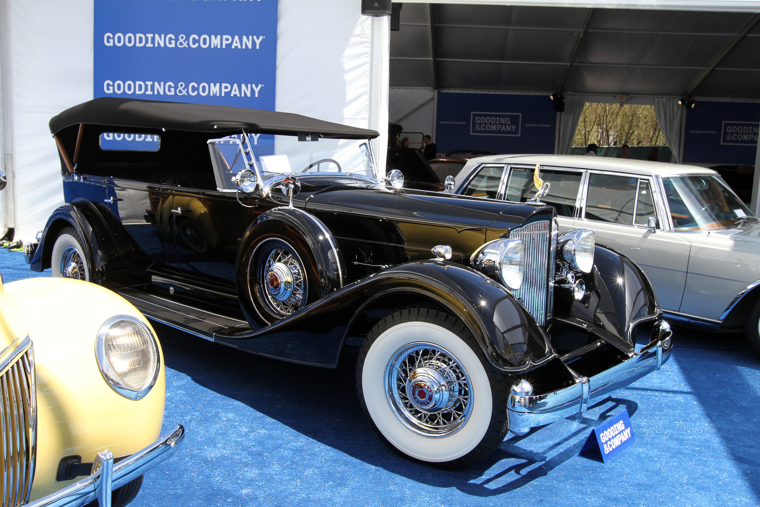 1934 Packard Twelve Model 1107 Gallery