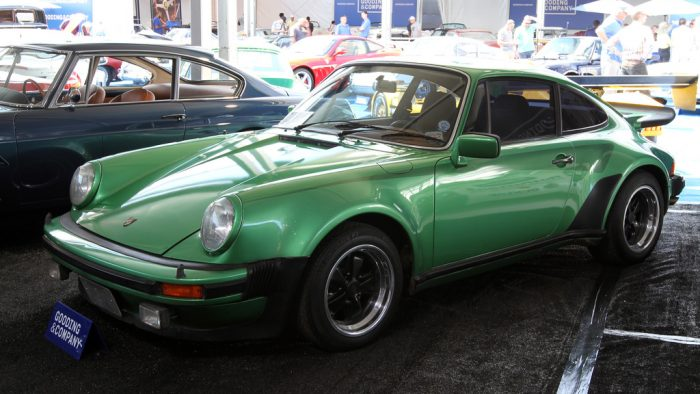 1975 Porsche 911 Turbo 3.0 Coupé Gallery