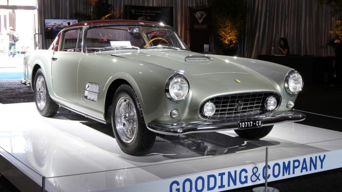 1956 Ferrari 410 Superamerica Series II Gallery
