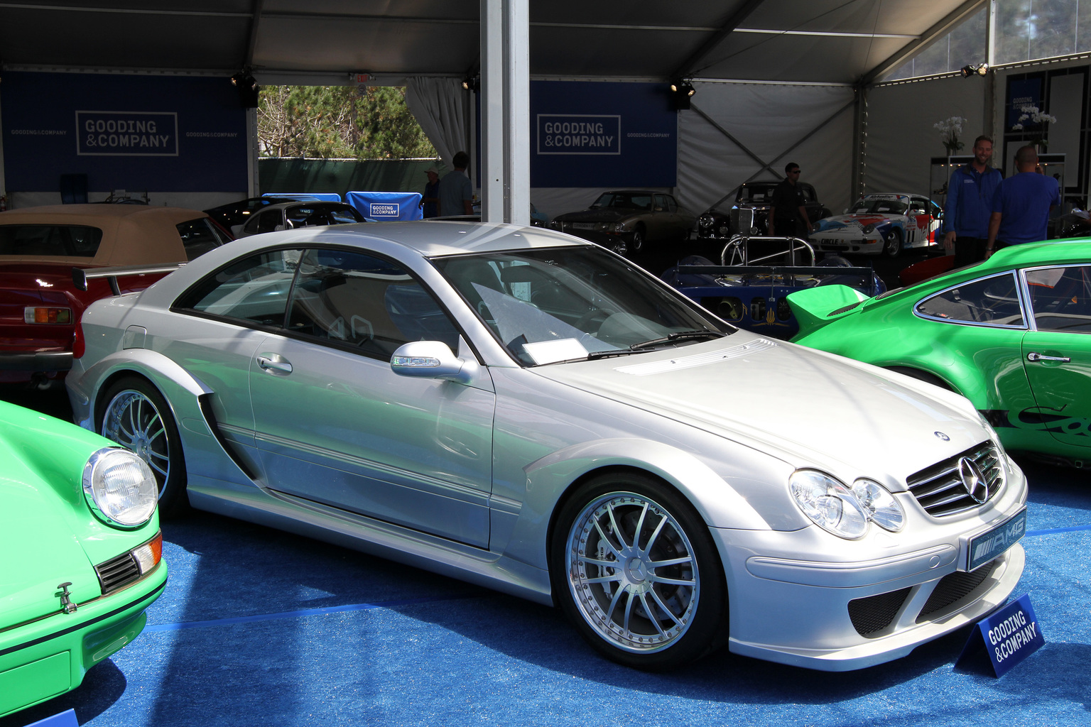 2004 mercedes benz clk dtm amg gallery gallery for Mercedes benz clk dtm