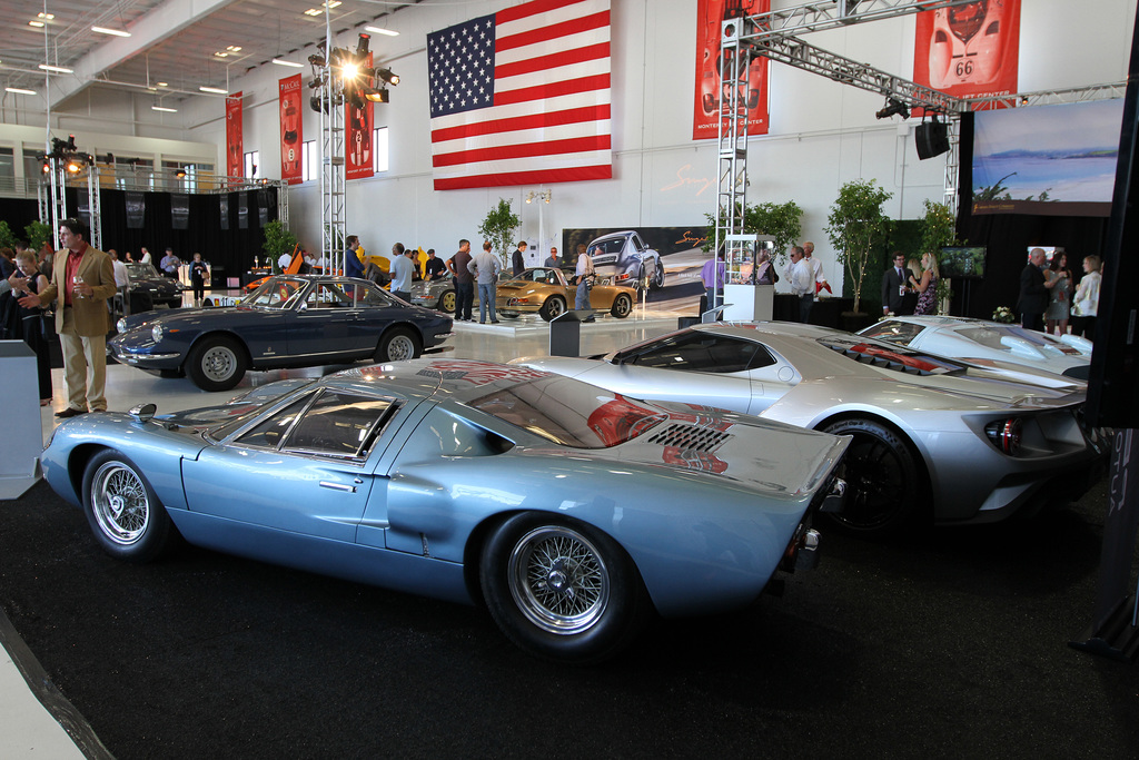 1966 Ford GT40 Mark III Gallery