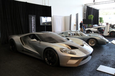 2015 Ford GT Gallery