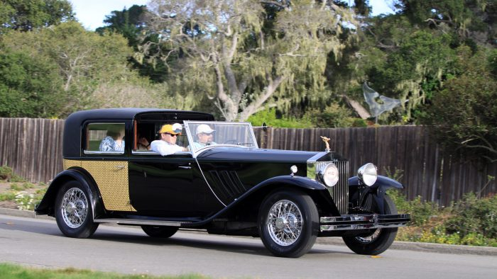1929 Rolls-Royce Phantom II Gallery