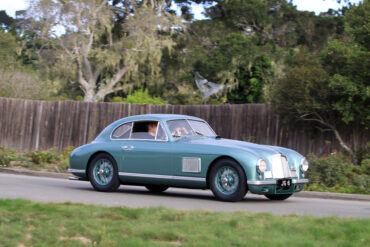 1950 Aston Martin DB2 Gallery