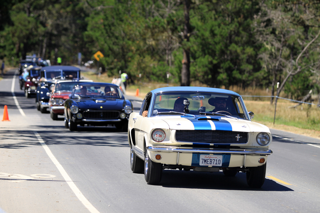 1966 Shelby GT350 Fastback Gallery