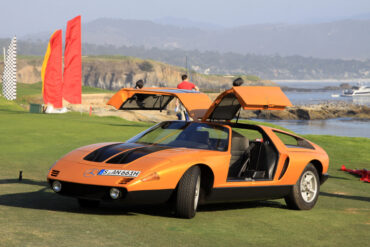 1969 Mercedes-Benz C111 Gallery