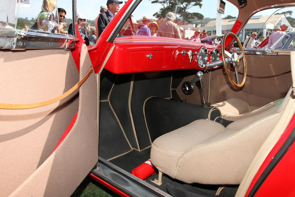 1952 Ferrari 250 Sport Gallery