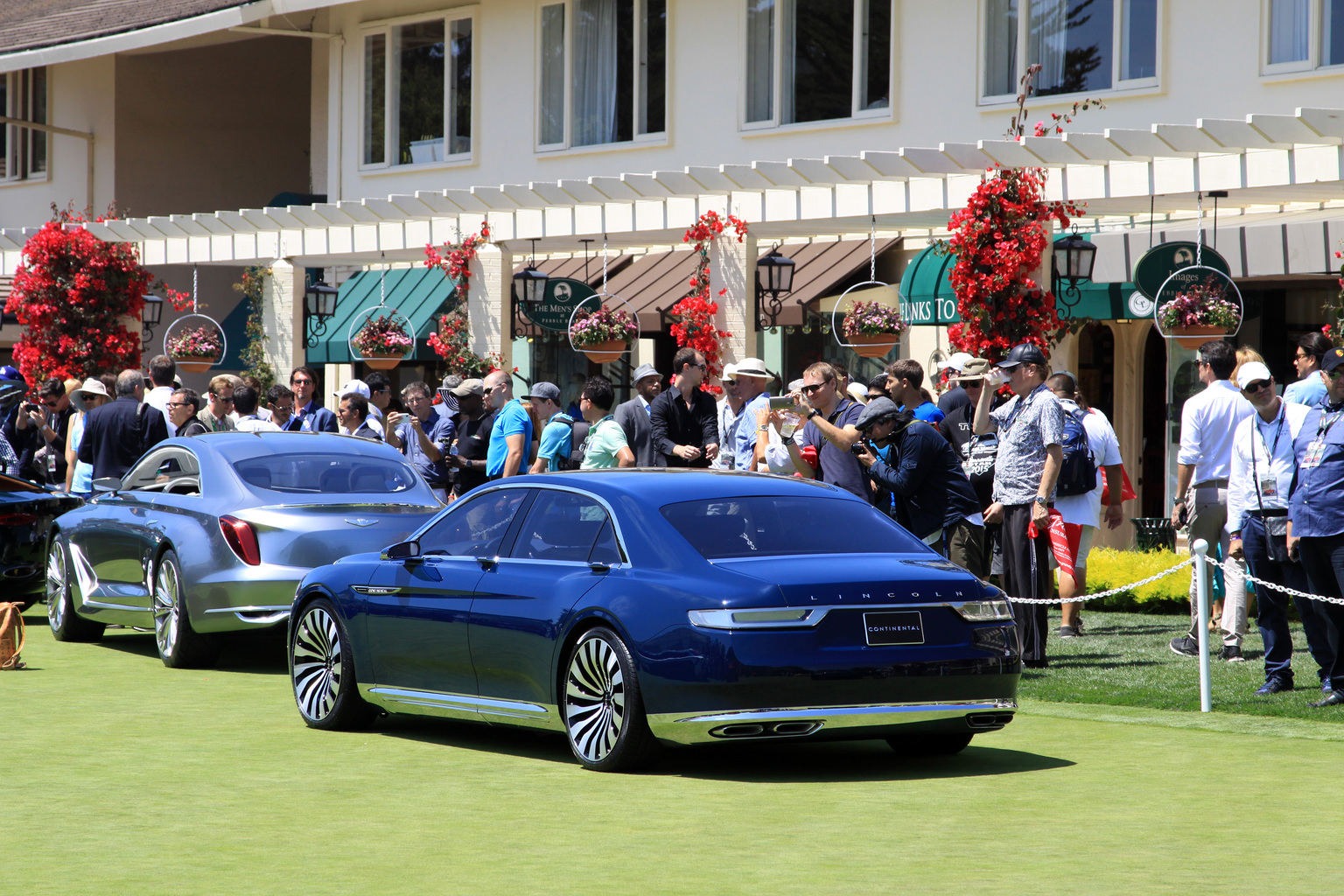 2015 Lincoln Continental Concept Gallery | | SuperCars.net