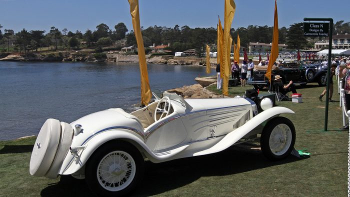 1931 Alfa Romeo 6C 1750 'Flying Star' Gallery
