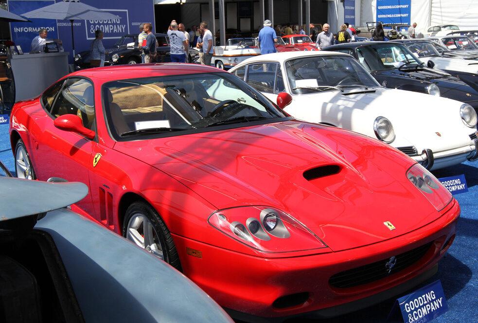 2002→2006 Ferrari 575M Maranello