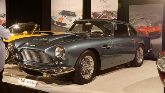 1960 Aston Martin DB4 Series II Gallery