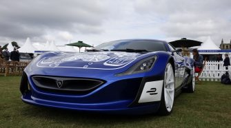 2012 Rimac Concept_One Gallery