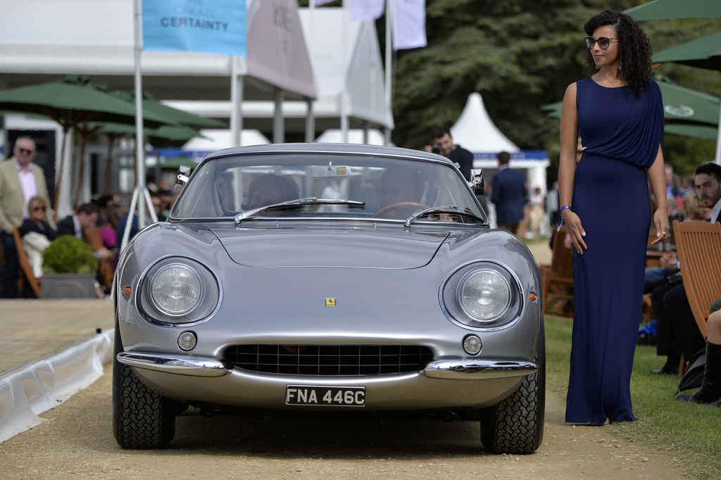 1965 Ferrari 275 GTB Alloy Berlinetta Gallery