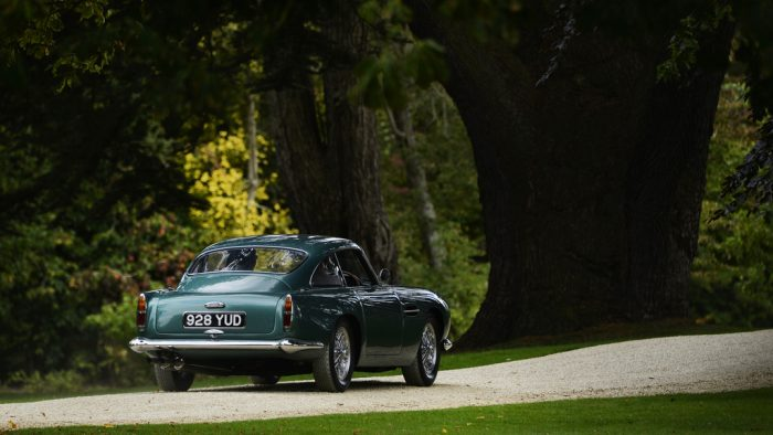 1958 Aston Martin DB4 Series I Gallery