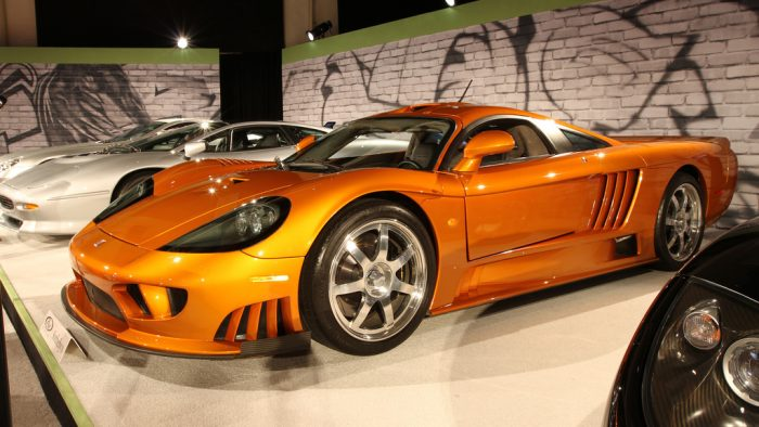 2006 Saleen S7 Twin Turbo Competition