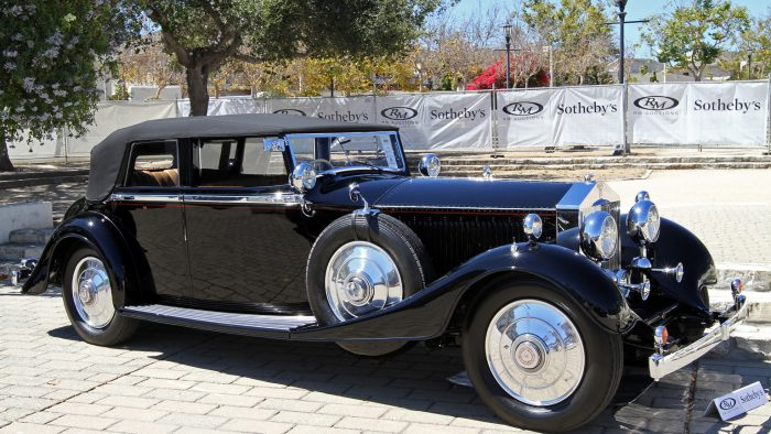 1931 Rolls-Royce Phantom II Continental Gallery