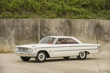 1964 Ford Galaxie 500 Fastback Lightweight Gallery