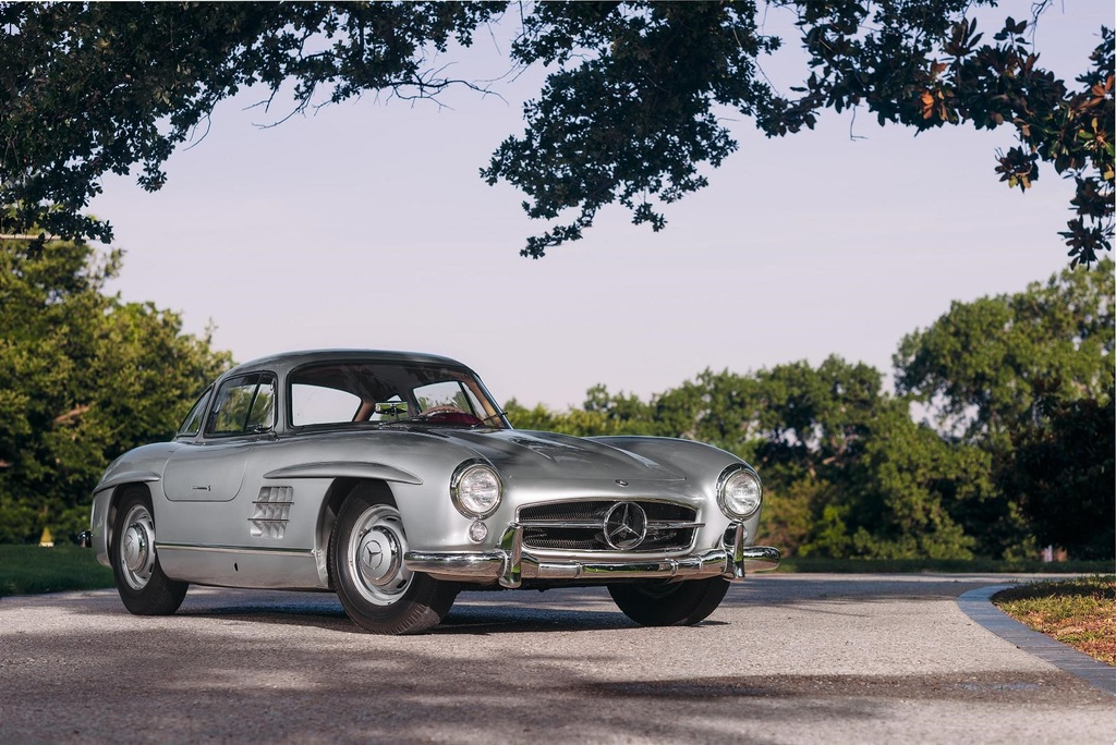 1955 mercedes benz 300 sl coupe gallery gallery for Mercedes benz 300 sl