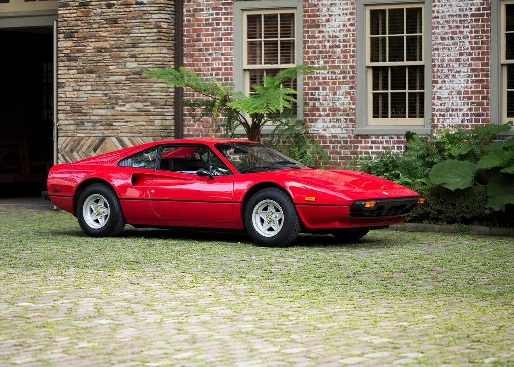 1977→1979 Ferrari 308 GTB