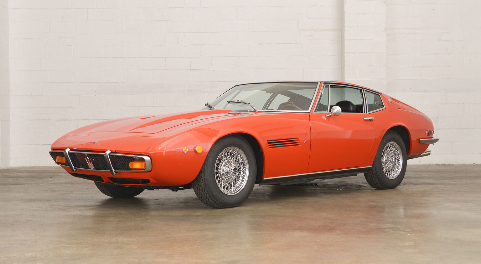 1970 maserati ghibli ss gallery gallery. Black Bedroom Furniture Sets. Home Design Ideas