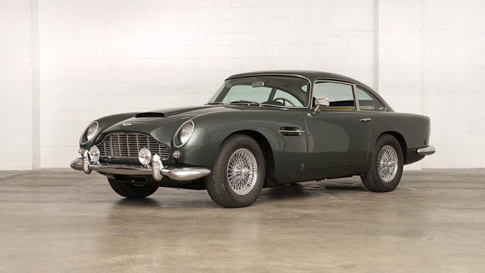1964 Aston Martin DB5 Gallery