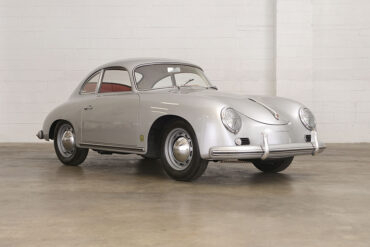 1956 Porsche 356A/1600 Coupé Gallery