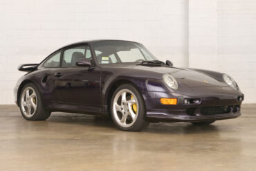 1997 Porsche 911 Turbo S Gallery