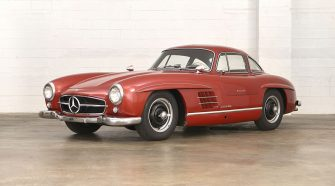 1955 Mercedes-Benz 300 SL Coupe Gallery