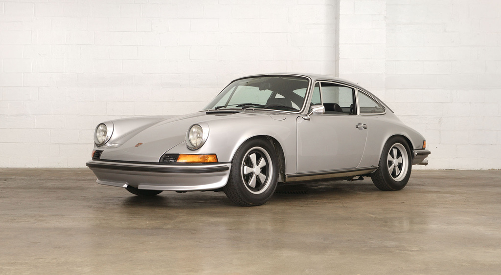 1972 Porsche 911 S 2.4 Coupé Gallery