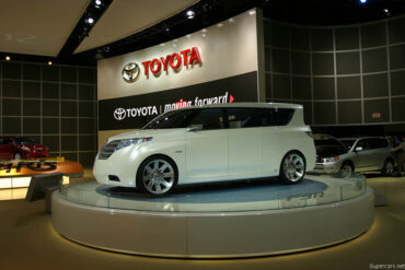 2006 Toyota F3R Concept Gallery