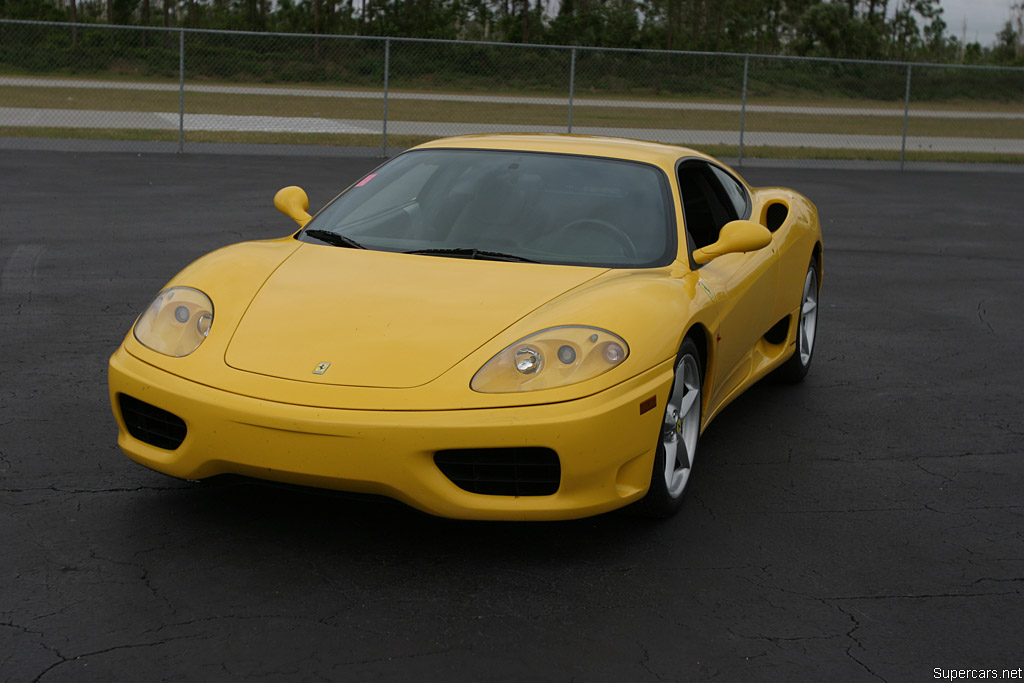 2000 Ferrari 360 Modena Gallery