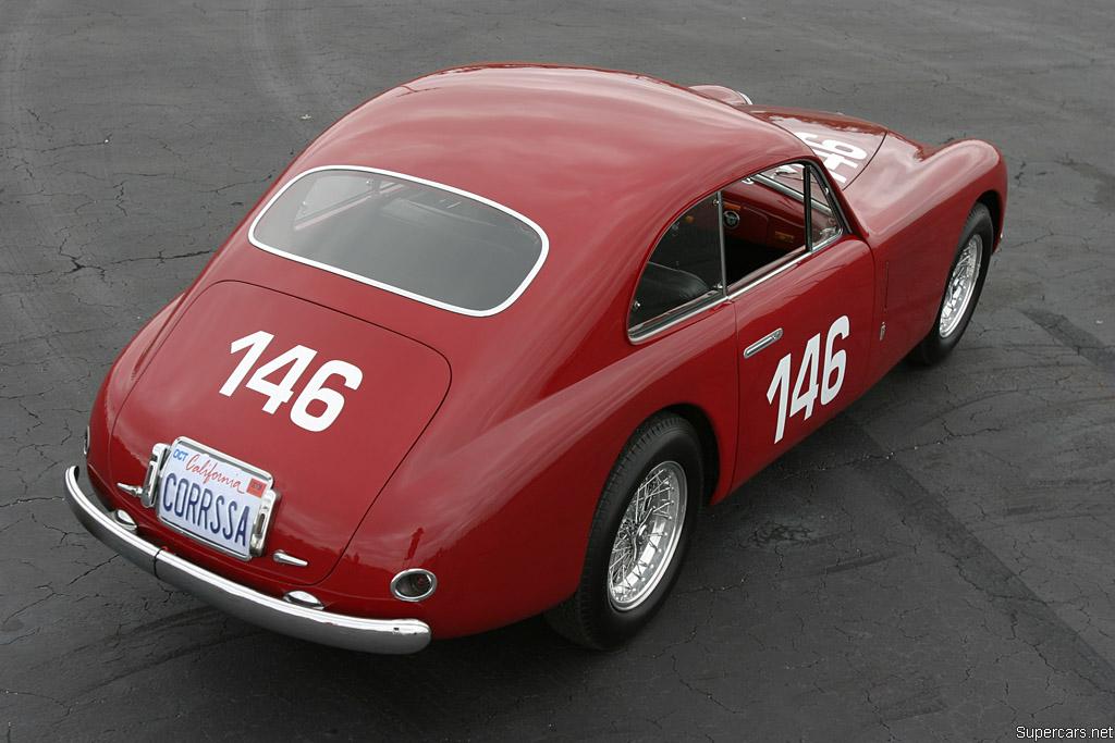 1946 Maserati A6 1500 Gallery