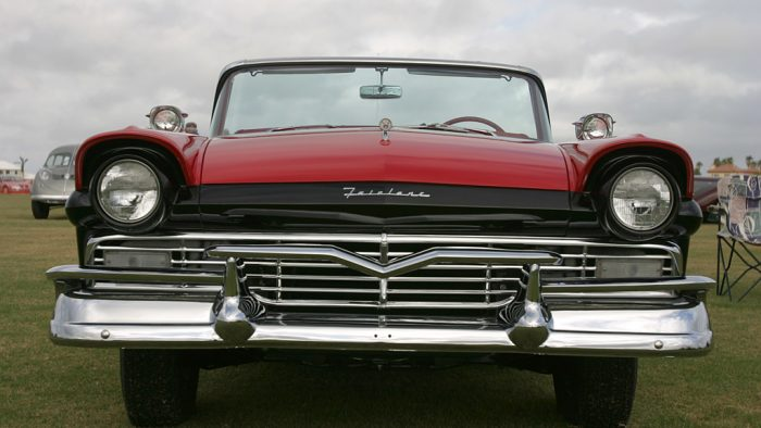 1957 Ford Fairlane 500 Skyliner Gallery