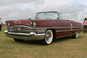 1956 Packard Caribbean Convertible Gallery