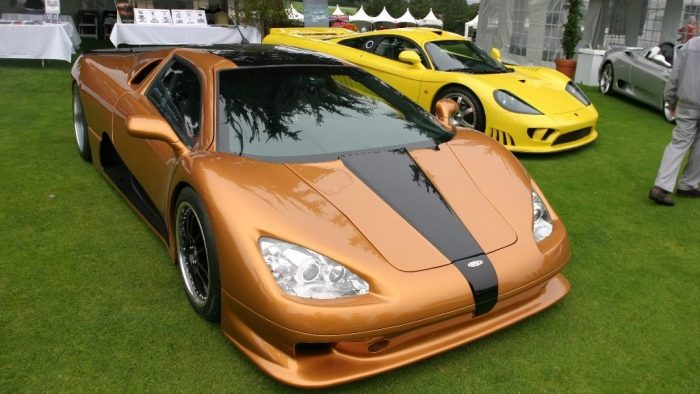 2007 SSC Ultimate Aero