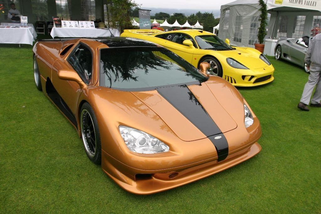 2007 SSC Ultimate Aero | | SuperCars.net