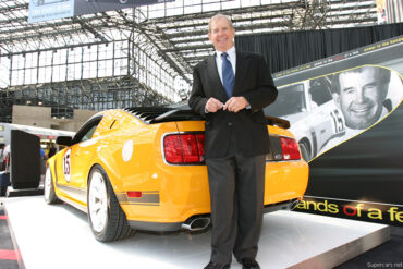 2007 Saleen Mustang Parnelli Jones Limited Edition Gallery