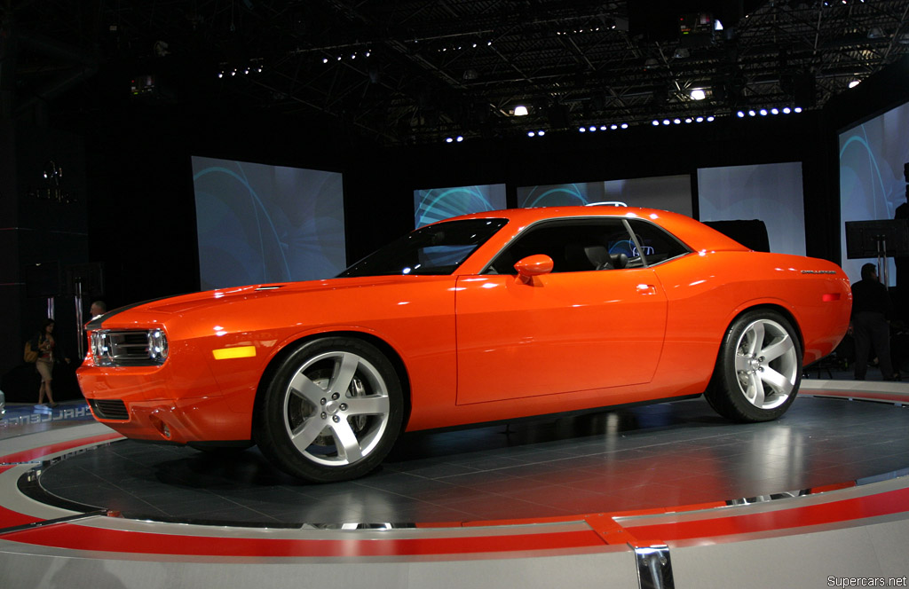 2006 Dodge Challenger Concept Gallery