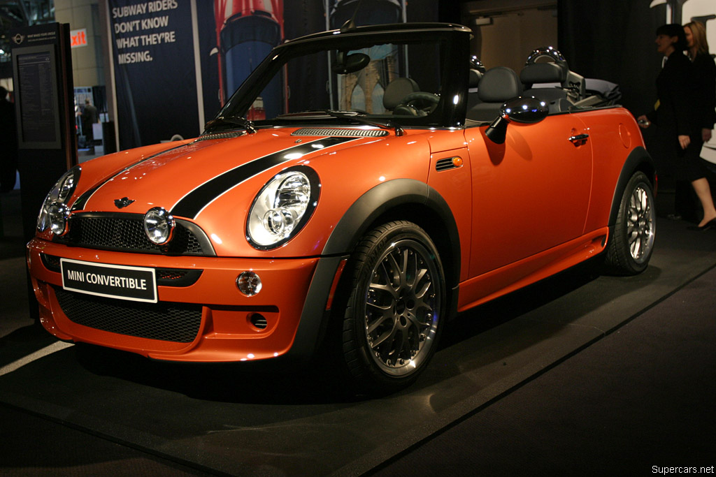 2004 Mini Cooper S Convertible Review Supercars