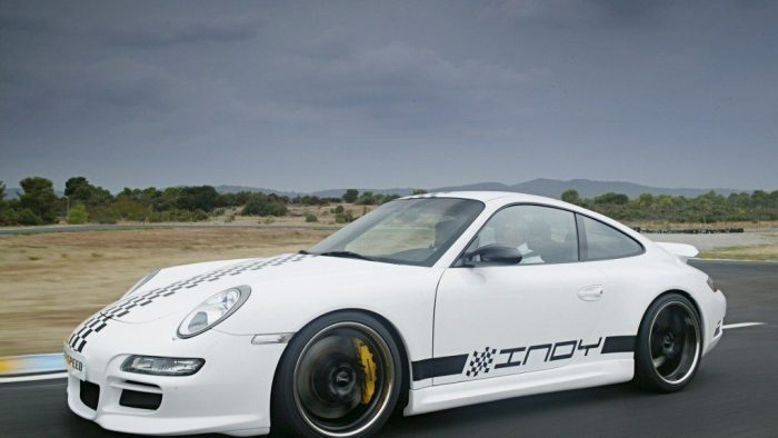 2005 Rinspeed 911 Indy Gallery
